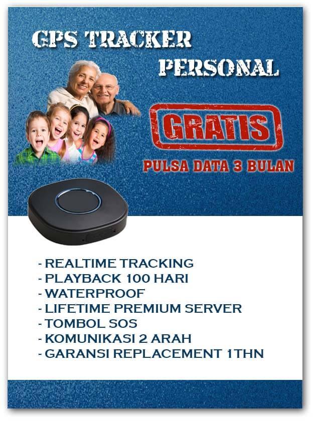 Paket GPS Personal