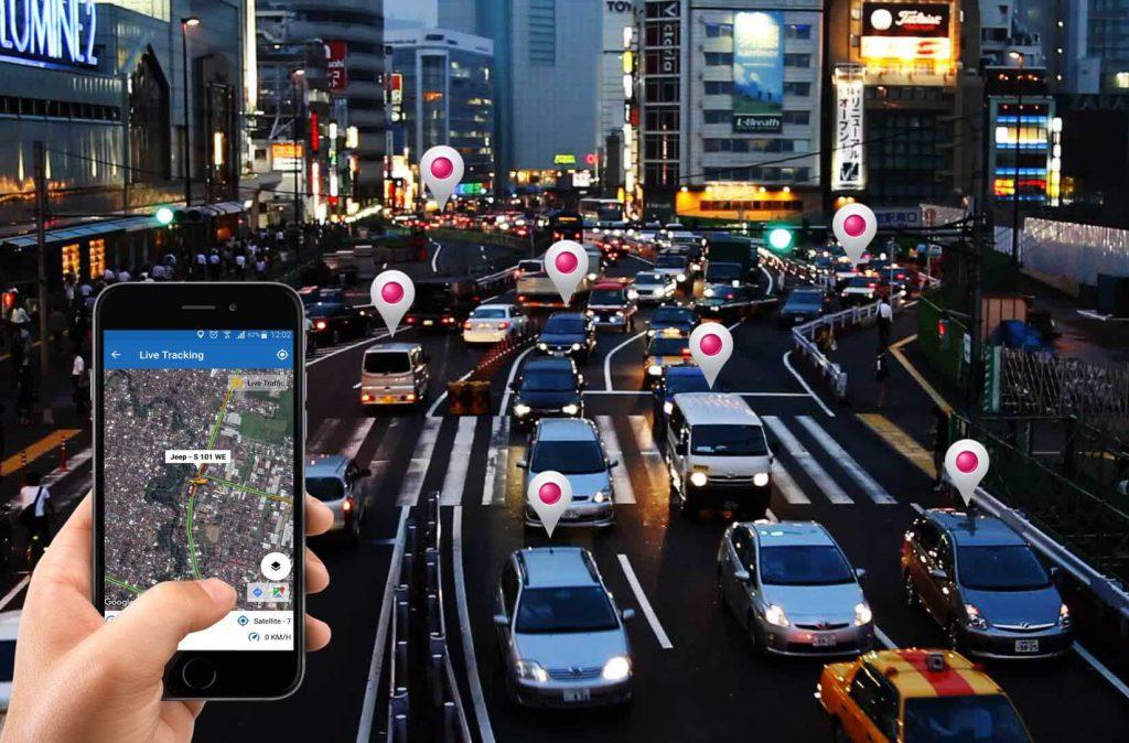 gps tracker tracking pelacak mobil motor murah server