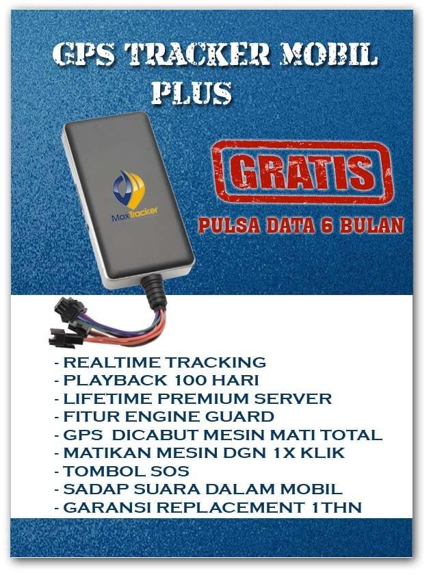 Paket GPS Mobil Plus