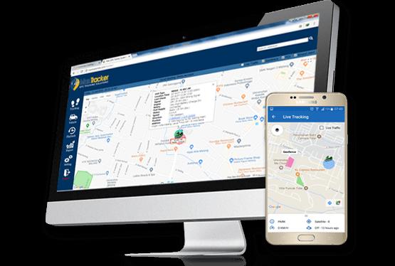 GPS Tracker Surabaya