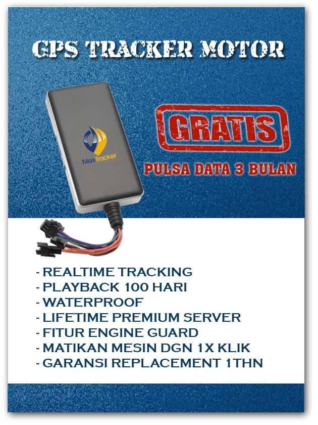 Paket GPS Motor