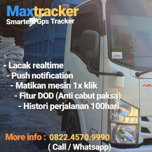 Pelacak kendaraan gps tracker