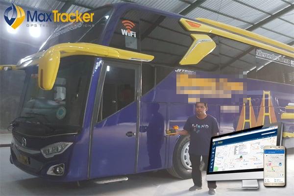 GPS Bis Bus Angkutan Umum